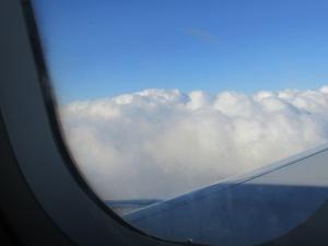 Maaf kalau tidak jelas hanya mau menunjukan foto awan saja :p