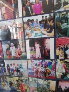 Cosplay tarian sampai cosplay juga diadakan di Universitas Phnom Penh