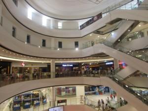Mengingatkan saya dengan mall Indonesia