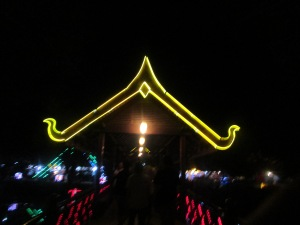 Pusat Souvenir di Siem Reap